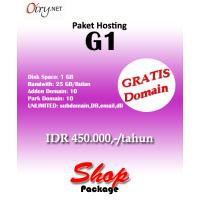 Hosting G1