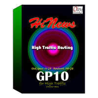Hosting GP10