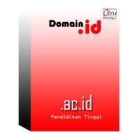 Domain .AC.ID