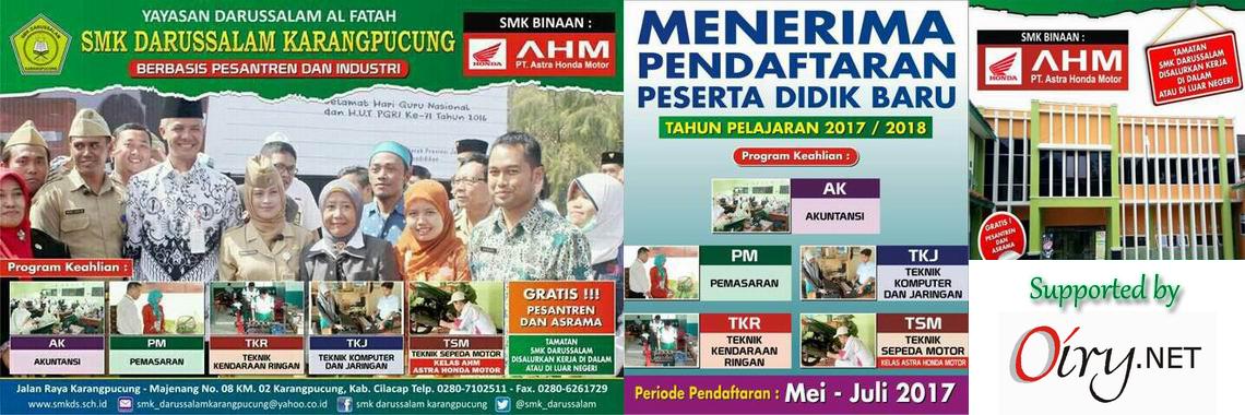 SMK Darussalam Karangpucung
